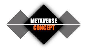 Logo Metaverse Concept